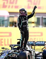 2020 FIA Formula One Grand Prix of Tuscany Qualifying Sep 12th