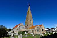 Kirche in St. Peter, Insel Jersey, Kanalinseln