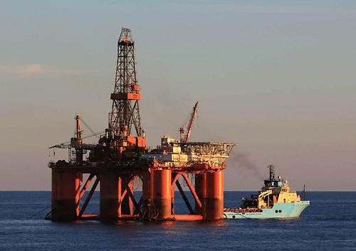 Stena Spey mobile offshore drilling unit