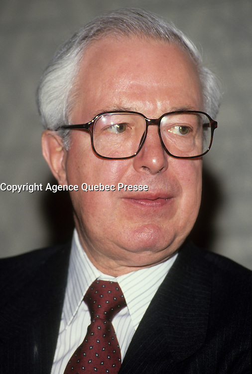 Montreal (Qc) Canada  file Photo -  1994 - , Andre Bisson
