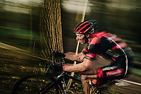 Michael Vanthourenhout (BEL/Pauwels Sauzen-Bingoal)<br /> <br /> 2020 Superprestige Gavere (BEL)<br /> <br /> ©kramon