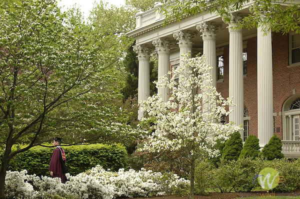 Susquehanna University in Spring
