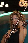 Grammy award Hip Hop Violinist mira ben-ari
