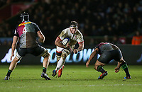 Friday 13th December 2019 | Harlequins vs Ulster Rugby<br /> <br /> Marcell Coetzee during the Heineken Champions Cup Round 4 clash in Pool 3, between Harlequins and Ulster Rugby and Harlequins at The Stoop, Twickenham, London, England. Photo by John Dickson / DICKSONDIGITAL