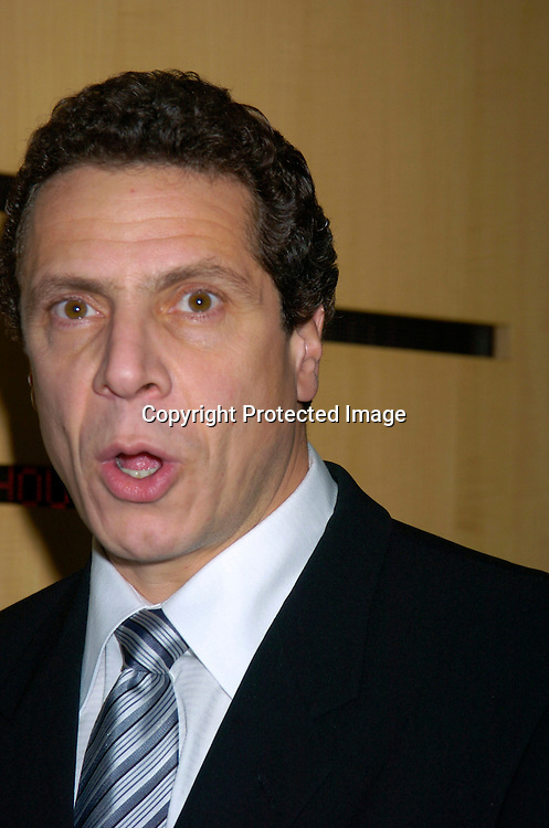 Andrew Cuomo ..at The Phoenix House Benefit honoring Hip-Hop giant Russell Simmons on March 31, 2004 at the W Hotel in..New York City. Photo by Robin Platzer, Twin Images