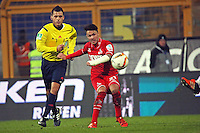 Loureiro Bittencourt (Koeln) - SV Darmstadt 98 vs. 1. FC Koeln, Stadion am Boellenfalltor