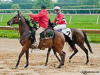 Colby Lavergne at Delaware Park on 6/10/13