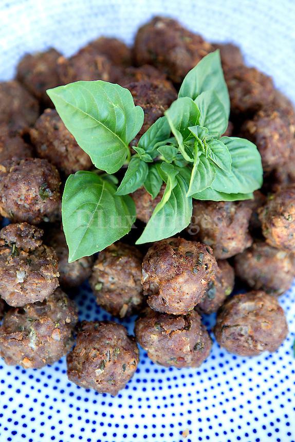 Traditional Greeck meatballs