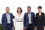 Jeremie Renier, Jacqueline Bisset, Francois Ozon, Marine Vacth