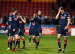 04.05.2018 Partick Thistle v Ross County: Ross County at FT