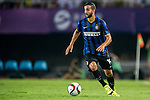 Martin Motoya of FC Internazionale Milano in action during the FC Internazionale Milano vs Real Madrid  as part of the International Champions Cup 2015 at the Tianhe Sports Centre on 27 July 2015 in Guangzhou, China. Photo by Aitor Alcalde / Power Sport Images
