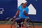 Kike Siscar (ESP) win 6-4 4-6 6-4 vs Guilghem Laget (FRA)