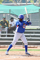Vismeldy Bieneme, Chicago Cubs 2010 extended spring training..Photo by:  Bill Mitchell/Four Seam Images.