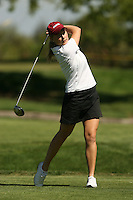 11 April 2007: Saana Rapakko during the Peg Barnard Collegiate at the Stanford Golf Course in Stanford, CA.