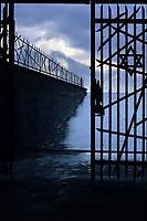 27 gennaio.Il giorno della memoria della Shoah.<br /> Il Campo di concentramento di Dachau fu un campo di concentramento nazista creato nei pressi della cittadina di Dachau, a nord di Monaco di Baviera, nel sud della Germania.Il campo venne costruito sul sito di una vecchia fabbrica in disuso e completato il 21 marzo 1933. Insieme con il campo di sterminio di Auschwitz, Dachau è nell'immaginario collettivo, il simbolo dei campi di concentramento nazisti..<br /> January 27.The day of memory of the Holocaust.Dachau concentration camp was the first Nazi concentration camp opened in Germany in March 1933,it was located on abandoned factory near Munich in the state of Bavaria.