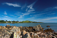 Castlehill Point (Castle Point) from Rockcliffe, Dumfries and Galloway
