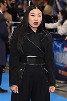 """Awkwafina<br /> arriving for the """"Shang-Chi And The Legend Of The Ten Rings"""" premiere at Curzon Mayfair, London<br /> <br /> ©Ash Knotek  D3570  26/08/2021"""