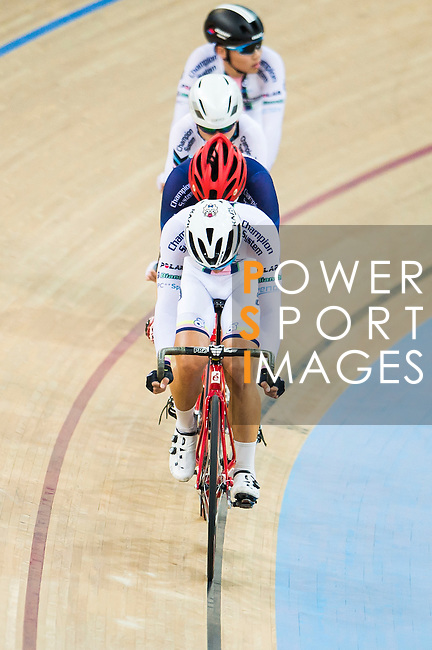 Lee Chun Man of IND competes during the Open 30km Points Race at the Hong Kong Track Cycling Race 2017 Series 5 on 18 February 2017 at the Hong Kong Velodrome in Hong Kong, China. Photo by Marcio Rodrigo Machado / Power Sport Images