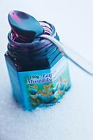 Europe/Finlande/Laponie/Levi: gelée de bleuets, forme d'airelle proche de la myrtille, utilisée pour déguster les gibiers