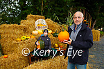 DB O'Connor and his son Eli at their new Pumpkin Farm in Headford Killarney which opened for Halloween last weekend