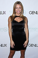 BEVERLY HILLS, CA, USA - JULY 24: Nikki Leigh at the Genlux Magazine Summer July 2014 Issue Release Party held at the Luxe Hotel on July 24, 2014 in Beverly Hills, California, United States. (Photo by Xavier Collin/Celebrity Monitor)