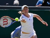 28-06-10, Tennis, England, Wimbledon,   Justine Henin