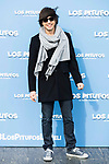 """Luis Piedranhita attends to the presentation of the film """"Ls Pitufos"""" in Madrid. March 14, 2017. (ALTERPHOTOS/Borja B.Hojas)"""