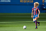 Liga IBERDROLA 2020-2021. Jornada: 10<br /> FC Barcelona vs Santa Teresa: 9-0.<br /> Kheira Hamraoui.