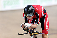 Laurence Pithie during the 2020 Vantage Elite and U19 Track Cycling National Championships at the Avantidrome in Cambridge, New Zealand on Saturday, 25 January 2020. ( Mandatory Photo Credit: Dianne Manson )