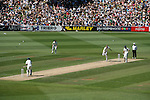 Test cricket: New Zealand v England. 15 March 2008, Basin Reserve, Wellington.