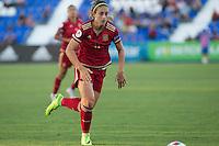 Spain's Alexia Putellas during the match of  European Women's Championship 2017 at Leganes, between Spain and Finland. September 20, 2016. (ALTERPHOTOS/Rodrigo Jimenez) NORTEPHOTO