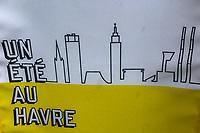Europe/Seine Maritime/Le Havre: Promotion touristique été // Europe / Seine Maritime / Le Havre: Summer tourism promotion