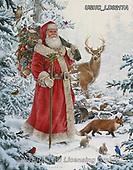 Liz,CHRISTMAS SANTA, SNOWMAN, WEIHNACHTSMÄNNER, SCHNEEMÄNNER, PAPÁ NOEL, MUÑECOS DE NIEVE, paintings+++++,USHCLD0217A,#x#