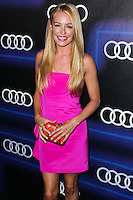 WEST HOLLYWOOD, CA, USA - AUGUST 21: Television Personality Cat Deeley arrives at the Audi Emmy Week Celebration held at Cecconi's Restaurant on August 21, 2014 in West Hollywood, California, United States. (Photo by Xavier Collin/Celebrity Monitor)