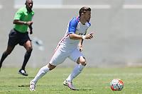 Bayamón, Puerto Rico - May 22, 2016: The USMNT defeat Puerto Rico 3-1 in a warm up friendly match at Juan Ramón Loubriel Stadium.