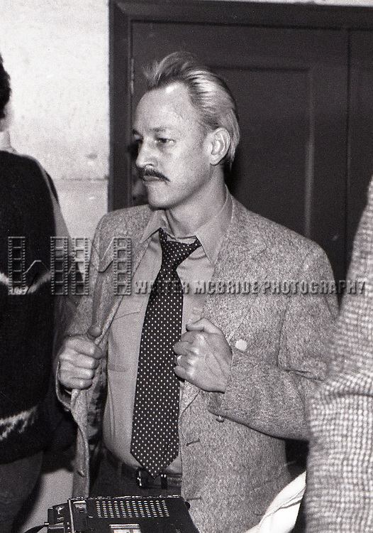 Frederick Forrest attends the premiere of 'One From the Heart'  on February 15, 1982 at Radio City Music Hall in New York City.