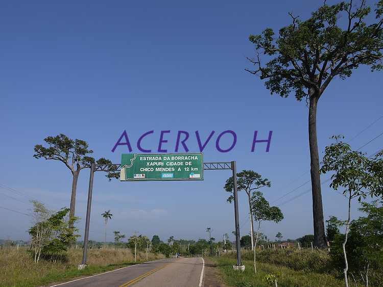 Resex Chico Mendes<br /> , Xapurí, Acre, Brasil.<br /> Foto: ©Eric Stoner