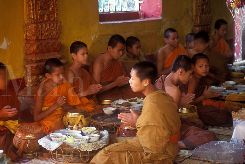 Buddhist Monks at Celebration