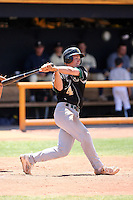Cam Schiller, Yavapai College Roughriders playing at Phoenix College, Phoenix, AZ - 05/01/2010.Photo by:  Bill Mitchell/Four Seam Images.