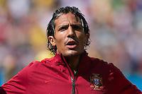 Bruno Alves of Portugal