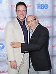 Tim DeKay and Willie Garson attends The HBO L.A. Premiere of The Normal Heart held at The WGA in Beverly Hills, California on May 19,2014                                                                               © 2014 Hollywood Press Agency