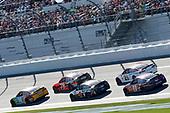 2017 NASCAR Monster Energy Cup - Daytona 500<br /> Daytona International Speedway, Daytona Beach, FL USA<br /> Sunday 26 February 2017<br /> Kyle Busch, M&M's Toyota Camry Kevin Harvick Martin Truex Jr, Bass Pro Shops/TRACKER BOATS Toyota Camry<br /> World Copyright: Matthew T. Thacker/LAT Images<br /> ref: Digital Image 17DAY2mt1521