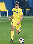Villarreal CF's Gerard Moreno during La Liga match. November 2, 2020. (ALTERPHOTOS/Acero)