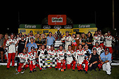 Monster Energy NASCAR Cup Series<br /> Bojangles' Southern 500<br /> Darlington Raceway, Darlington, SC USA<br /> Sunday 3 September 2017<br /> Denny Hamlin, Joe Gibbs Racing, Sport Clips Toyota Camry wins.<br /> World Copyright: Rusty Jarrett<br /> LAT Images