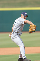 Tyler Stovall of Hokes Bluff High School in Hokes Bluff, AL playing for the Stars Team at the Tournament of Stars held by USA Baseball at the USA Baseball National Training Complex in Cary, NC on June 19, 2007. Photo By Robert Gurganus/Four Seam Images