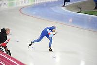 SPEED SKATING: HAMAR: Viking Skipet, 01-02-2019, ISU World Cup Speed Skating, Sverre Lunde Pedersen (NOR), ©photo Martin de Jong