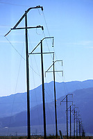 Electrical power lines<br />