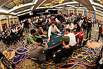 An overview of the poker room