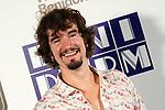 Spanish actor Lander Otaola attends the photocall of presentation of the film 'El Cover' at Cala de Mal Pas beach in Benidorm. July 23, 2021. (ALTERPHOTOS/Acero)