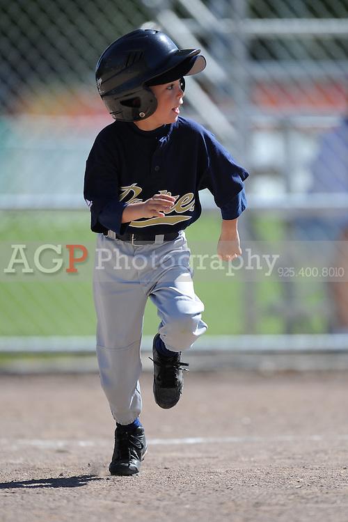 The Farm Padres of Pleasanton National Little League  March 28, 2009.